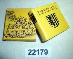 kein Autor  Dresden Minibuch