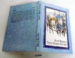 Horst Beseler  Tiefer blauer Schnee