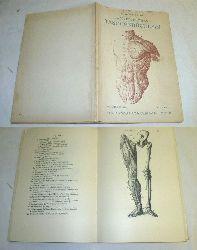 Dr. A. von Zahn  Anatomisches Taschenbüchlein