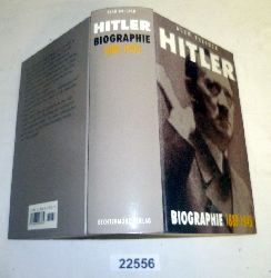 Alan Bullock  Hitler - Biographie 1889-1945