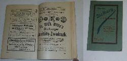 kein Autor  Festschrift zum Schul- und Heimatfest in Milkau Kreis Rochlitz 24.-27. Juli 1959