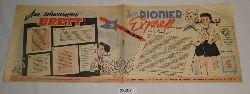Autorenkollektiv  Unser Pionier-Expreß - Ausgabe April - Pionierzeitung zur Vorbereitung des II. Kreispioniertreffens Pfingsten 1959 in Döbeln