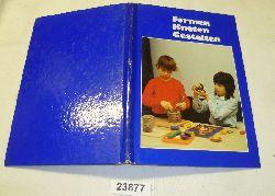 Heller, Ingrid und Helga Golz  Formen Kneten Gestalten Ein Beschäftigungsbuch für Kinder von 7 Jahren an