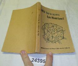 bearbeitet und herausgegeben von Josef Stauder  Es brummt im Karton - Schwänke und Schnurren von der Front