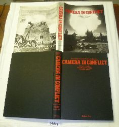 Robert Fox  Camera in Conflict - Armed Conflict. Bewaffnete Konflikte. Conflits armés (The Hulton Getty Picture Collection)