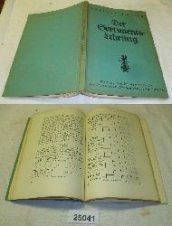 Friedrich Uhlig  Der Sortiments-Lehrling