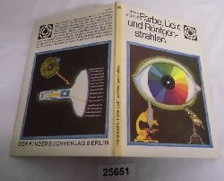 Hans Kleffe  Farbe, Licht und Röntgenstrahlen