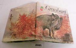 Heinz Meynhardt  Graubart - Ein Tag im Leben eines Wildschweins