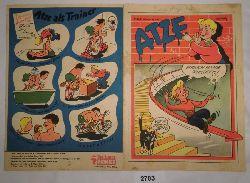 Redaktion Der Junge Pionier  Atze Heft 5 von 1955