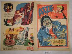 Redaktion Der Junge Pionier  Atze Heft 9 von 1955