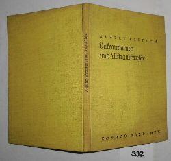 Albert Pietsch  Unkrautsamen und Unkrautfrüchte