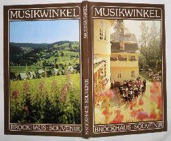 Fotos: Karl-Heinz Blei / Text: Hermann Heinz Wille  Brockhaus Souvenir: Musikwinkel