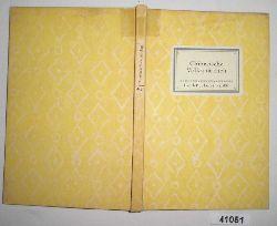 Wolfram Eberhard  Insel-Bücherei Nr. 484 - Chinesische Volksmärchen