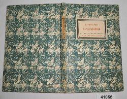 Hermann Löns  Insel-Bücherei Nr. 425 - Tiergeschichten