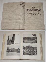 Hans Friedrich Blunck  Das Deutschlandbuch