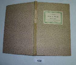 Apuleius  Amor und Psyche - Insel-Bücherei Nr. 561