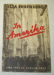 Ilja Ehrenburg  In Amerika