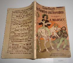 A. Bourset  Das Buch der Parodien und Travestien