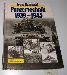 Franz Kurowski  Panzertechnik 1939-1945