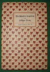 R. G. Binding  Die schönsten Legenden des heiligen Franz