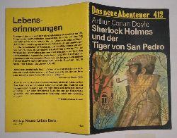 Arthur Conan Doyle  Sherlock Holmes und der Tiger von San Pedro
