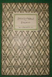 Friedrich Schlegel  Fragmente