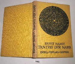 Ernst Hardt  Tantris der Narr