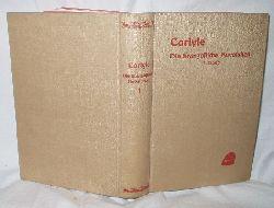Thomas Carlyle  Die französische Revolution