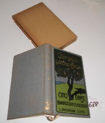 Otto Ernst  Vom grüngoldnen Baum