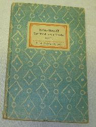 Selma Lagerlöf  Insel-Bücherei Nr. 285: Das Mädchen vom Moorhof - Erzählung