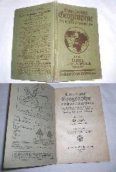 A. Rohrmann  Geographie für höhere Lehranstalten