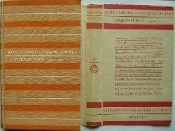 Claudel, Paul/ Rivi�re, Jacques:  Briefwechsel. 1907-1914.