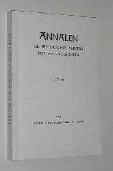 Annalen des Historischen Vereins für den Niederrhein, insbesondere das alte Erzbistum Köln.