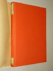 Imprimatur. Ein Jahrbuch für Bücherfreunde. Band X. (1950-51). Hrsg. von Siegfried Buchenau.