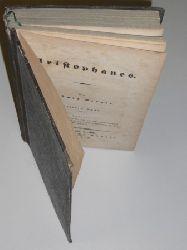 Aristophanes:  Von Ludwig Seeger. Band 2 (Die Wespen; Der Frieden; Die Vögel).