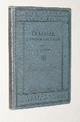 Eclogae poetarum Latinorum. In usum gymnasiorum comp. Samuel Brandt.