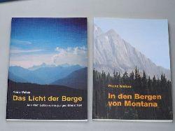 """Weiser, Franz:  In den Bergen von Montana. Erzählung aus dem Felsengebirge um den """"Großen Schwarzrock"""" P. De Smet SJ (1801 - 1873)."""