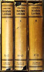 Evangelisches Kirchenlexikon. Kritisch-theologisches Handwörterbuch. Hrsg. von Heinz Brunotte und Otto Weber.