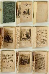 Reisebilder für die Jugend bearb. von Theodor Delitz. Mit 8 illumiierten Bildern [von Theodor Hosemann, 1 als Titelbild].