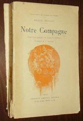 Prévost, Marcel:  Notre Compagne (Provinciales et Parisiennes). Illustrations de S. Macchiati.