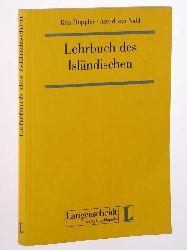 Langenscheidts praktisches Lehrbuch Isländisch. Vvon Ríta Duppler und Astrid van Nahl.