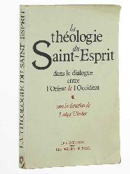 Conseil Oecuménique des Eglises:  La théologie du Saint Esprit dans le dialogue oecuménique. [Sous la dir. de Lukas Vischer].