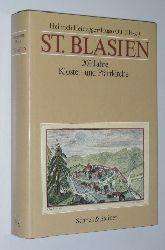 St. Blasien. Festschrift aus Anlaß des 200jährigen Bestehens der Kloster- und Pfarrkirche. Hrsg. von Heinrich Heidegger und Hugo Ott.