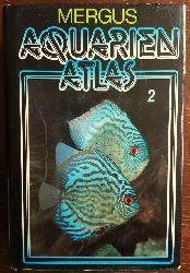 Baensch, Hans A. / Rüdiger Riehl:  Aquarienatlas. Band 2: Seltene Fische und Pflanzen.