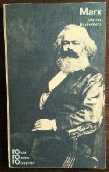 Blumenberg, Werner:  Karl Marx in Selbstzeugnissen und Bilddokumenten.