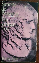 Beauvoir, Simone de:  Ein sanfter Tod.