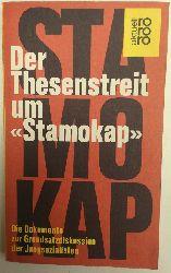 Ohne Autor:  Der Thesenstreit um <<Stamokap>>. Die Dokumente zur Grundsatzdiskussion der Jungsozialisten.