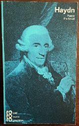 Barbaud, Pierre:  Joseph Haydn in Selbstzeugnissen und Bilddokumenten.