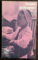 Zehl Romero, Christiane:  Simone de Beauvoir mit Selbstzeugnissen und Bilddokumenten.
