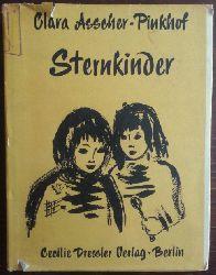 Asscher-Pinkhof, Clara:  Sternkinder.